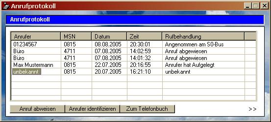 ISDN-Monitor